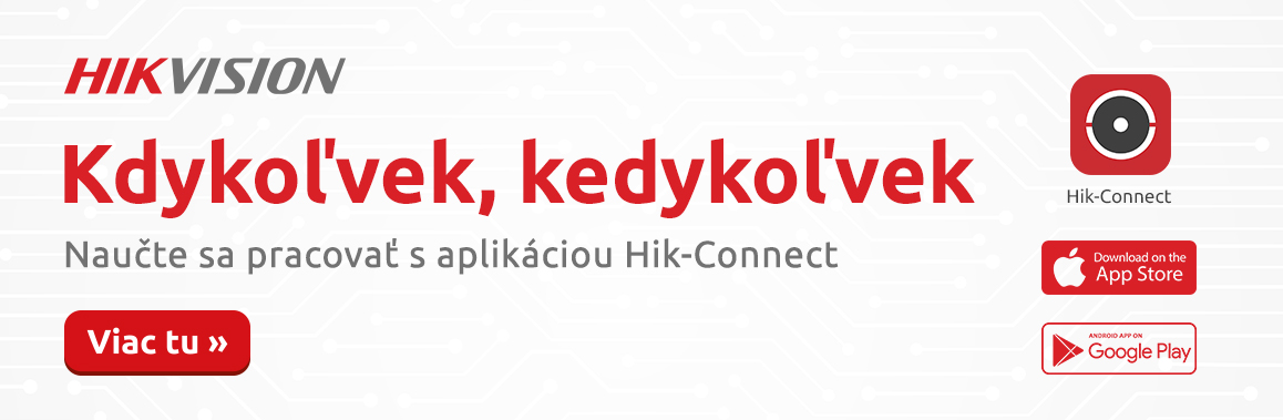 HIk-Connect jak na to
